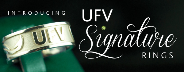 UFV Signature Rings