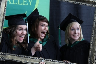 Convocation 2011 grads celebrate!